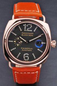 Panerai-Radiomir-Black-Surface-Red-Bracelet-Watches-PA1738-75